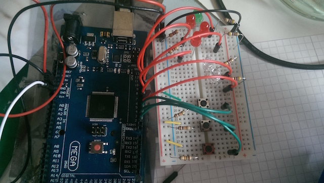Arduino Breadboard Version